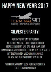 Silvester im Terminal90