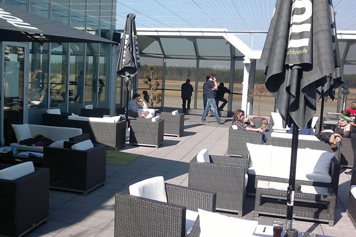 Cafe Felix Stuttgart Parken